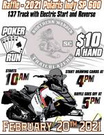 POKER RUN & SLED RAFFLE!!!