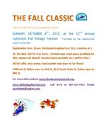 The Fall Classic