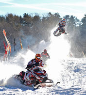 Snocross' snowmobile event scheduled in Warrensburg